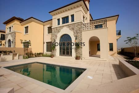 4 Bedroom Villa for Sale in Jumeirah Golf Estate, Dubai - Whispering Pines 4BR Villa with Private Pool