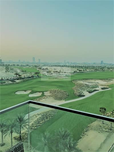 1 Bedroom Apartment for Sale in DAMAC Hills (Akoya by DAMAC), Dubai - Ready!Fully Furnished! Premium  Golf View! Lowest Price