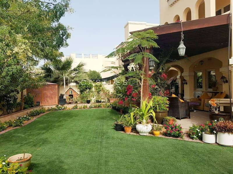 Ready To Move In- Al Waha 4 bed+maids