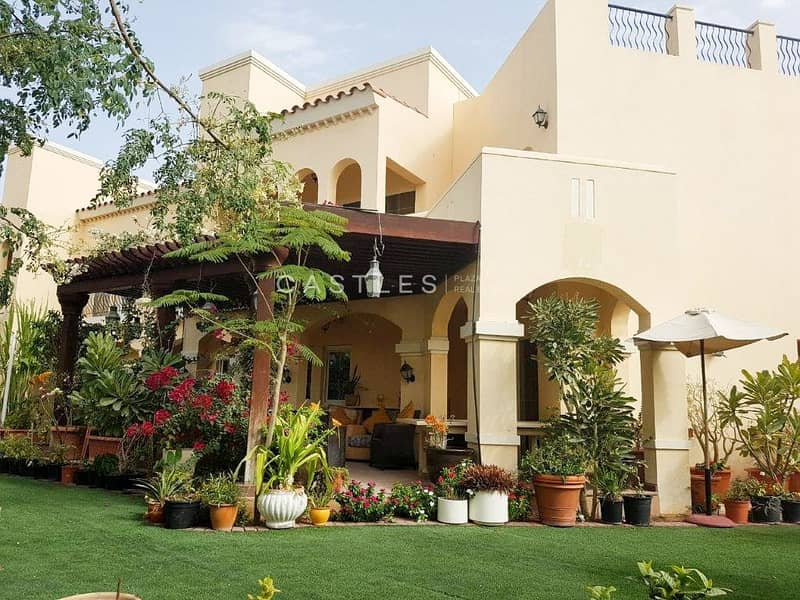 10 Ready To Move In- Al Waha 4 bed+maids