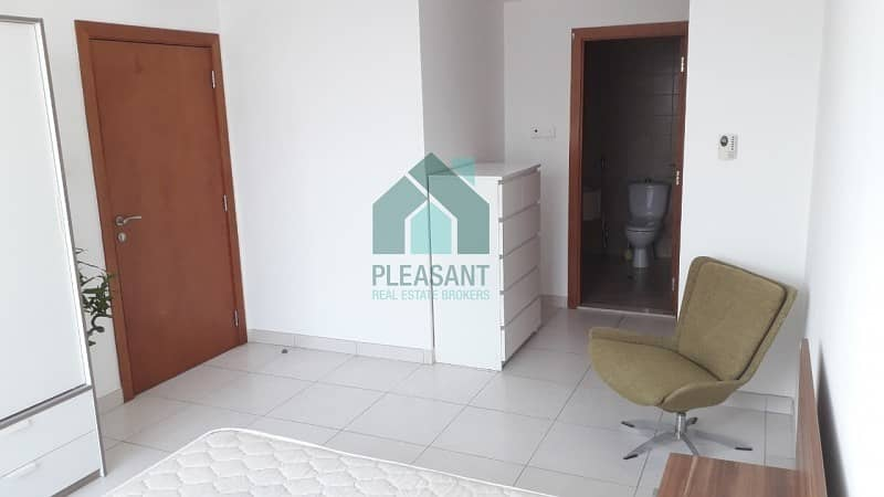 12  Marina View Tower A. 1BR Furnished with Balcony