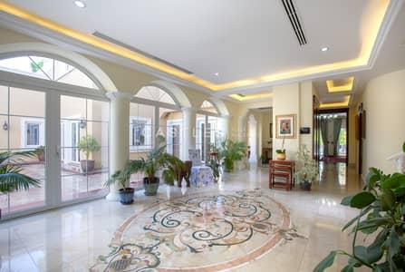 7 Bedroom Villa for Sale in Arabian Ranches, Dubai - Unique- Customized & Expanded Villa 7 b+maids