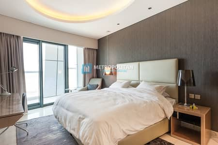 3 Bedroom Flat for Rent in Business Bay, Dubai - Exclusive 3BR | Fully Furnished | Hotel Apartment