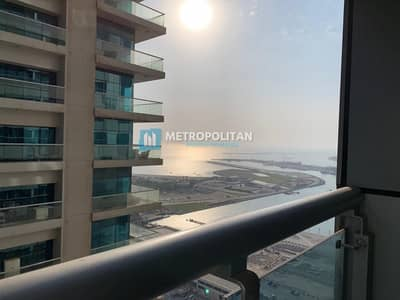 2 Bedroom Apartment for Rent in Dubai Marina, Dubai - Vacant soon | Vnfurnished | Partial Sea views