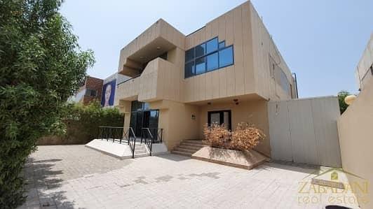 فیلا 3 غرفة نوم للايجار في البدع، دبي - Renovated Huge 3BR Villa|Payable in 4 Cheques With Private Pool