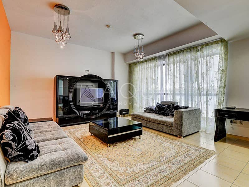 Fully Furnished | High Floor | Great View