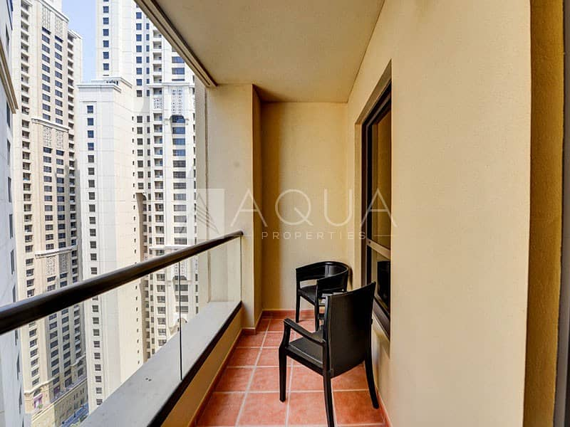 17 Fully Furnished | High Floor | Great View