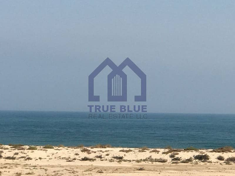 1 Full Sea View | Brand New | 2 BHK + Maids Room | Bermuda