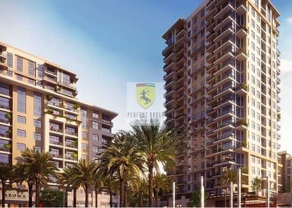3 Bedroom Apartment for Sale in Town Square, Dubai - Special Terrace Apartment | Huge 3