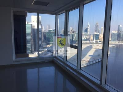 Office for Rent in Business Bay, Dubai - 612 SQ FT | CHURCHILL TOWER | BURJ KHALIFA VIEW
