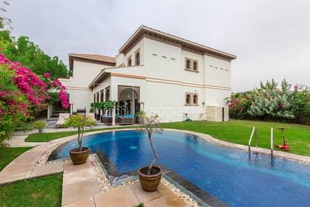 5 Bedroom Villa for Rent in The Villa, Dubai - Upgraded Corner Huge Plot Granada w/ Pool