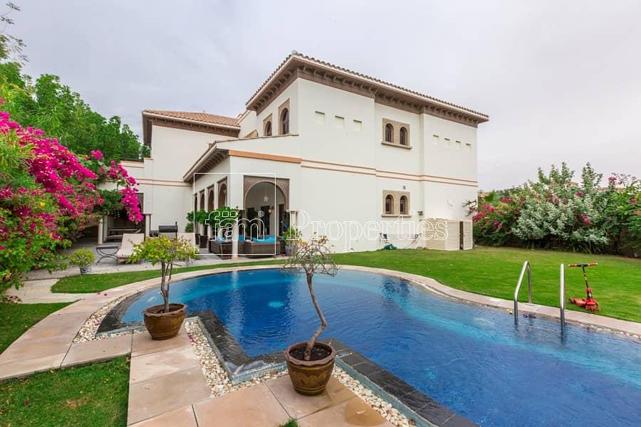 Upgraded Corner Huge Plot Granada w/ Pool
