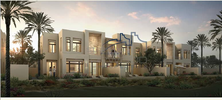 Type I 3Bed+Maid Townhouse Mira Oasis I