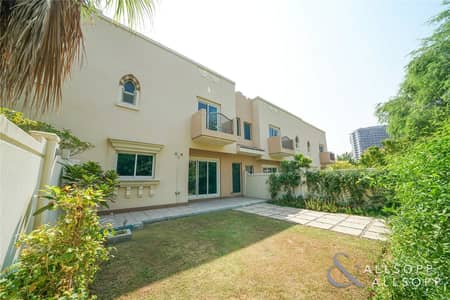 4 Bedroom Townhouse for Sale in Dubai Sports City, Dubai - Vacant  | 4 Bed Plus Maids | Park Backing