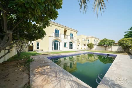 5 Bedroom Villa for Rent in Dubai Sports City, Dubai - Upgraded Flooring   Private Pool   5 Beds
