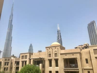 3 Bedroom Apartment for Sale in Old Town, Dubai - Elegant 3 bedroom + Study + Maids in Reehan 6!