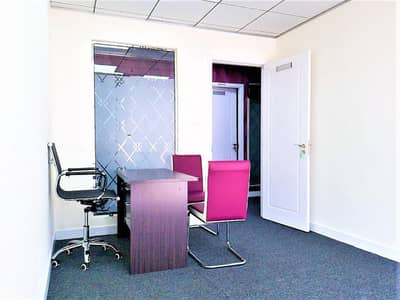 Rent a New and Furnished Office