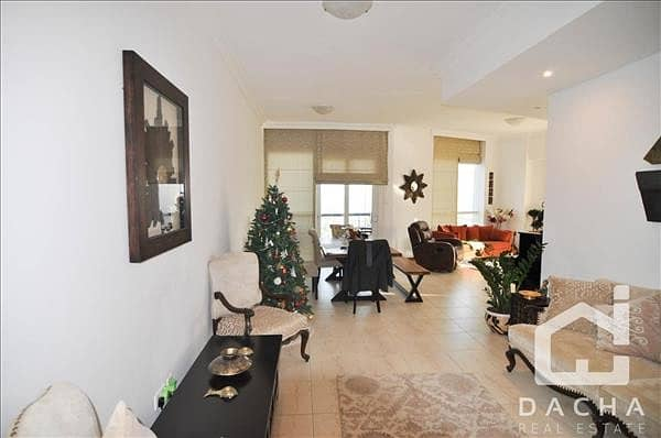 2 Large 3BR+ Maid in MAG 214 / High Floor