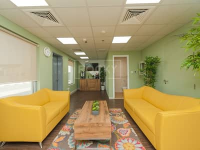 Office for Rent in Ras Al Khor, Dubai - Fitted and Furnished Office in Ras Al Khor