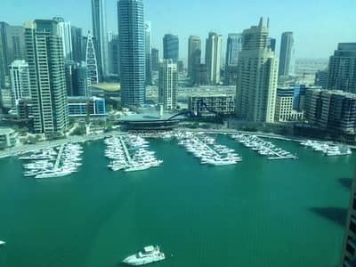 2 Bedroom Apartment for Rent in Dubai Marina, Dubai - 2 bed with marina view in attessa promenade