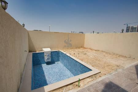 تاون هاوس 4 غرفة نوم للايجار في الفرجان، دبي - Brand New 4 Bed Townhouse  | Private Swimming Pool