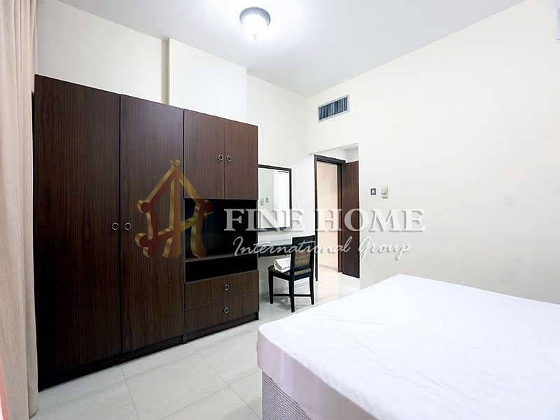 13 Lovely Furnished 2BR Apartment