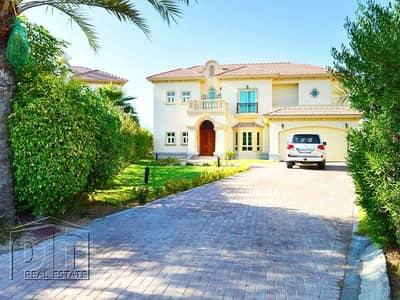 فیلا 4 غرفة نوم للبيع في جزر جميرا، دبي - Vacant on Transfer