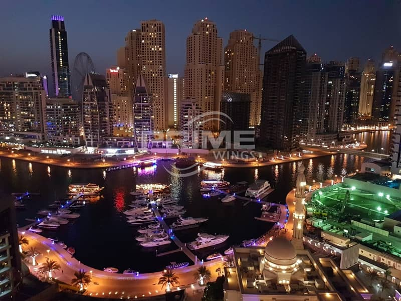 Amazing Furnished Apartment With Marina View