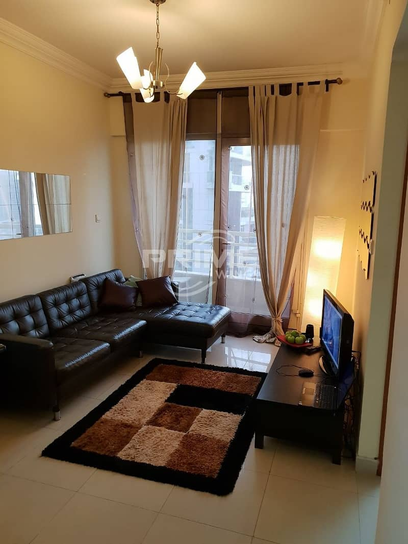 2 Amazing Furnished Apartment With Marina View