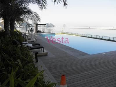 فلیٹ 2 غرفة نوم للايجار في شاطئ الراحة، أبوظبي - Community view