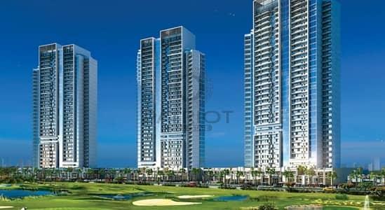 شقة 1 غرفة نوم للبيع في داماك هيلز (أكويا من داماك)، دبي - HAND OVER 2019 Q 4/ STUDIOS AND 1 BEDROOM APARTMENTS
