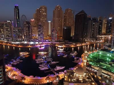 Stunning Marina View I Furnished 1 BR Apt I Modern Facilities I Dubai Marina