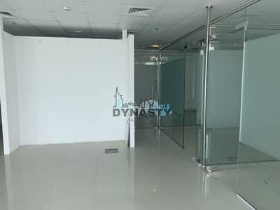 مکتب  للايجار في المنارة، دبي - Deal:- Fitted office | High floor | 3 parkings