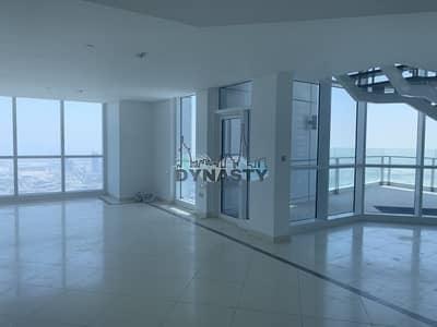 فلیٹ 4 غرف نوم للبيع في دبي مارينا، دبي - High Floor Penthouse with Full Palm View