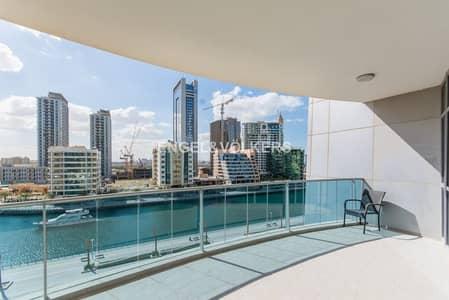 فلیٹ 2 غرفة نوم للبيع في دبي مارينا، دبي - Marina View | Maid's room | Fully Furnished