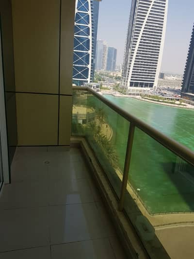 1 Bedroom Apartment for Rent in Jumeirah Lake Towers (JLT), Dubai - HUGE 1 BED FULL SZR VIEW VERY NEXT TO METRO STATION