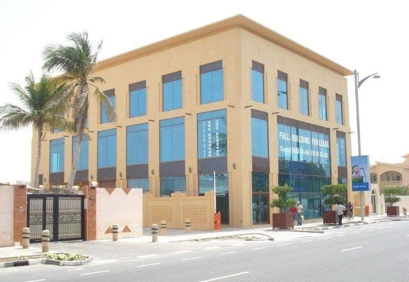 Fully Fitted Commercial Building on Beach Road