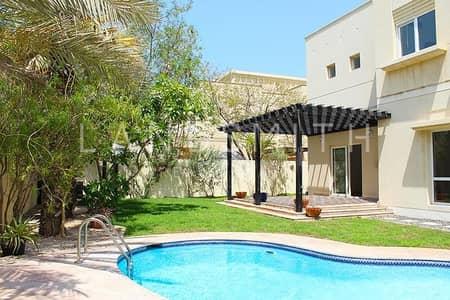 فیلا 3 غرفة نوم للبيع في السهول، دبي - Charming 3 Bedroom + Study  Villa with Private Pool