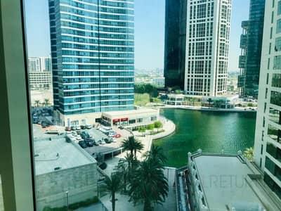 شقة 2 غرفة نوم للبيع في أبراج بحيرات جميرا، دبي - Well Maintained 2B + Maid's Ensuite
