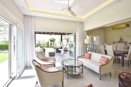 فیلا 6 غرفة نوم للايجار في السهول، دبي - Fully Upgraded | Beautiful Lake View | 6 Bedrooms