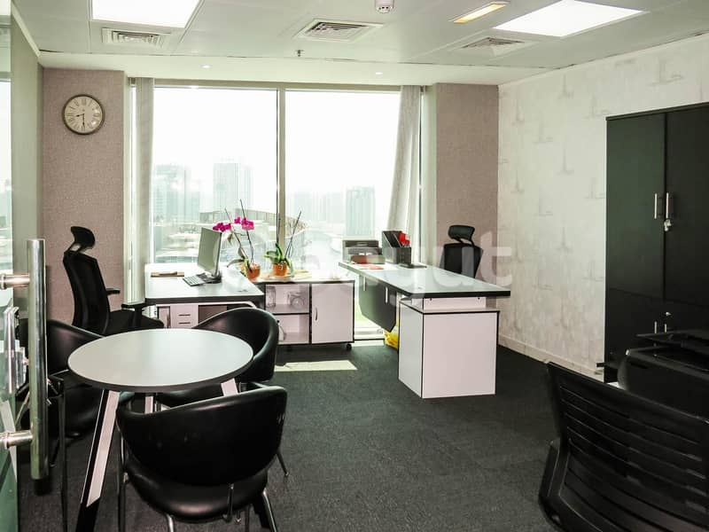 2 Fitted executive offices all inclusive - NO COMMISSION