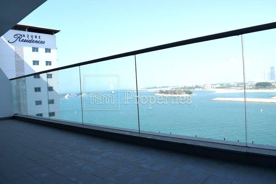 2 Beautiful Full Sea View | Spacious | Ready to Move