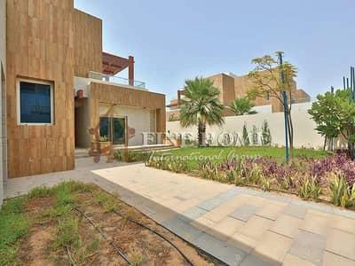 6 Bedroom Villa for Sale in The Marina, Abu Dhabi - 6 BR Villa in Marina Sunset Bay . Al Marina