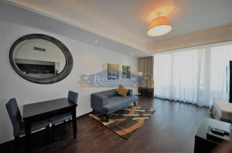 استوديو  للايجار في مدينة دبي الرياضية، دبي - Large Studio | Fully Furnished w/ Panoramic Views