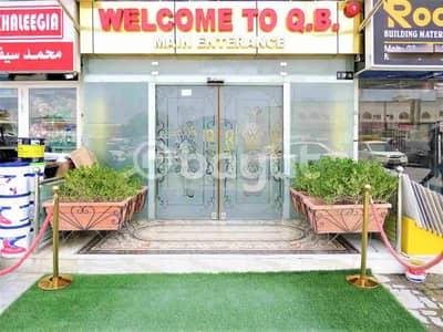 شقة 2 غرفة نوم للايجار في عجمان الصناعية ، عجمان - شقة في عجمان الصناعية 2 غرف 27000 درهم - 4276204