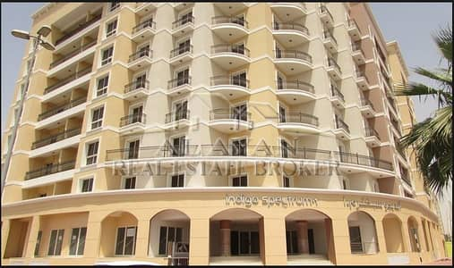2 Bedroom Flat for Rent in International City, Dubai - Building View