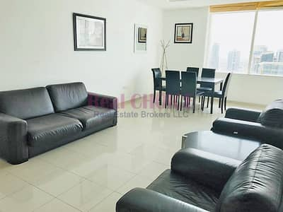 2 Bedroom Flat for Rent in Dubai Marina, Dubai - Payable in 6 Cheques|Fully Furnished 2BR Apartment