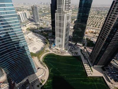 بنتهاوس 5 غرفة نوم للبيع في أبراج بحيرات جميرا، دبي - Unique 5-beds Penthouse in JLT with panoramic view