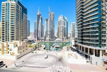 فلیٹ 2 غرفة نوم للبيع في دبي مارينا، دبي - Best Deal! Rented 2 Beds Apt in Diamond 1