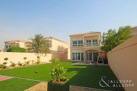 2 Bedroom Villa for Sale in Jumeirah Village Circle (JVC), Dubai - Corner Unit | Large Plot | Great Location